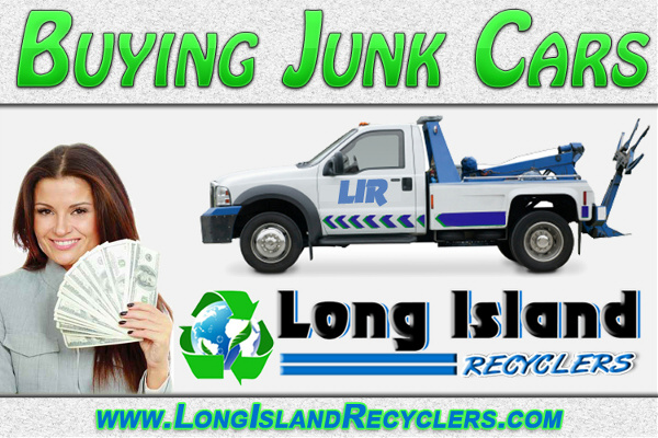 Buying Junk Cars Long Island New York