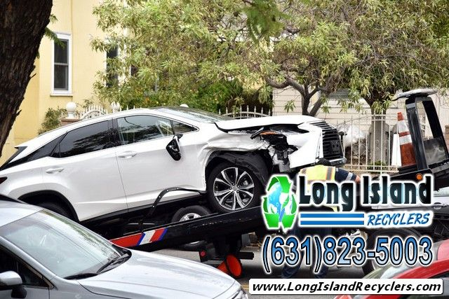 Junk car towing benefits provided to you